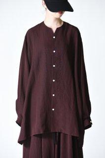 BISHOOL Linen Rayon 01 Rapel Big Shirt
