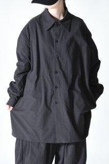 BISHOOL LS Big Shirt gray