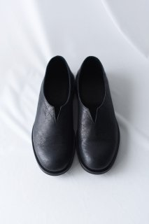 BISHOOL Lapel Leather Shoes