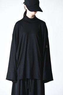ETHOSENS Japanese knit black
