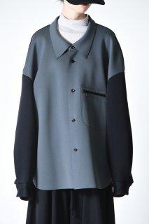 ETHOSENS Wetsuits shirt gray×black