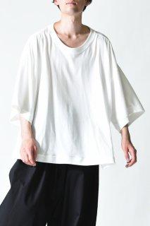 BISHOOL The Classic  S/S Cut Sew white