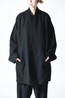 YANTOR Torowool Fall Jacket Black