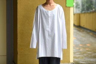 theBang by theSakaki 織物 L/S white