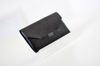所作 CARD CASE envelope(black)