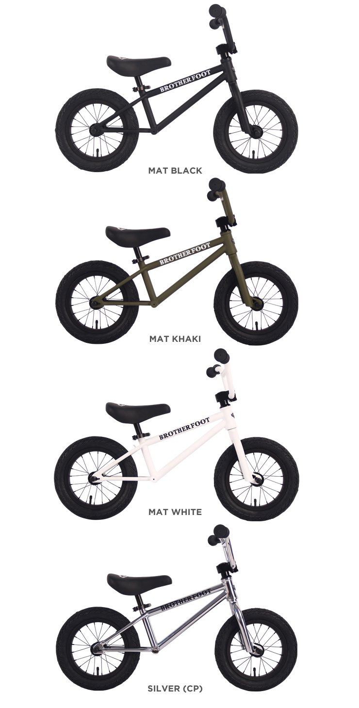 BROTHER FOOT THE FIRST TRACK BMX XX no.3