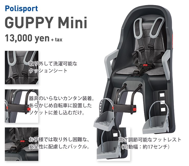 Polisport Guppy MINI no.2