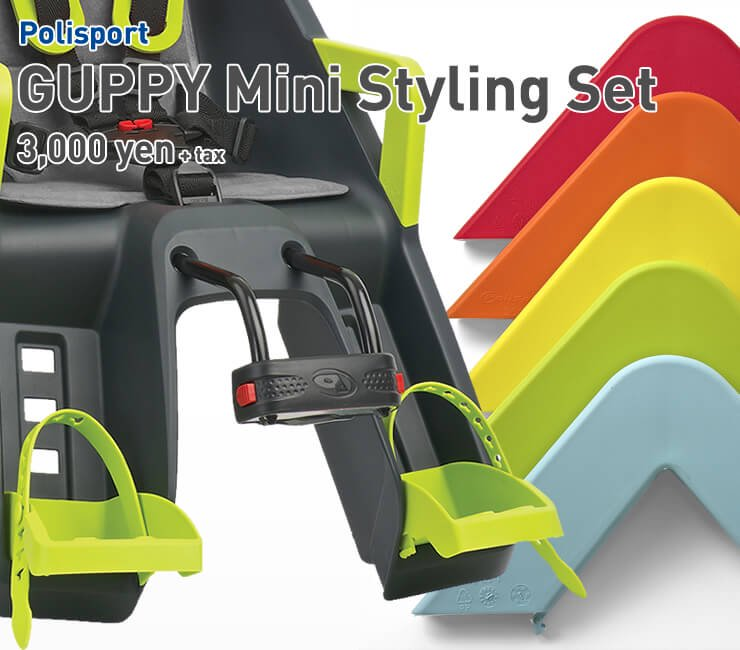 Polisport Guppy MINI Styling Set no.2