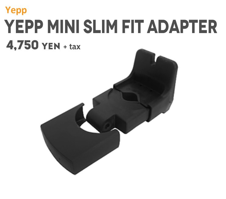 Yepp Mini Slim fit Adapter no.2