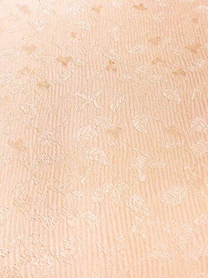 正絹 袷の色無地 ☆☆☆ 【B/R】 (63/152.5/49) 一つ紋付き-1
