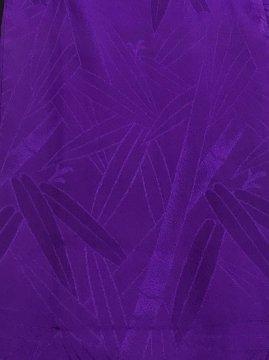 正絹 袷の色無地 ☆☆☆☆ 【A/S】 (62/149/51) 三つ紋付き アンティーク