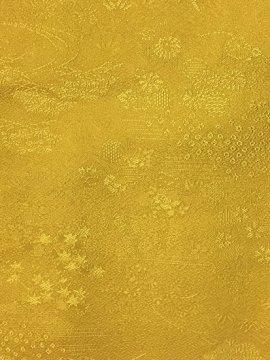 正絹 袷の色無地 ★★★★★ 【C/R/W】 (66/156/48) 【未使用品】【特選】