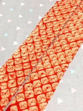 杏オリジナル♪[杏'sりぼん] 【リメイク品】 便利なリボンタイプの帯揚げ