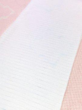 化繊 絽の半衿 既製品
