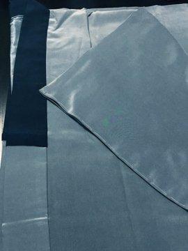 【割引対象】 正絹 男物長襦袢 袷仕立て ★★★ (68/144) 中古