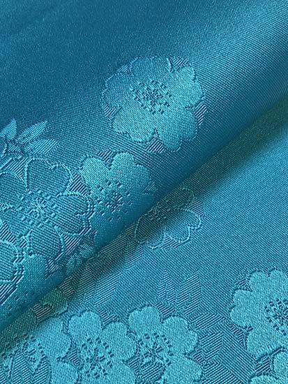 化繊 新品浴衣帯 ★★★★★ 【標準】 (17/350) 桜-