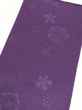化繊 新品浴衣帯 ★★★★★ 【標準】 (17/350) 梅