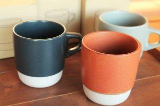 キントー SLOW COFFE STYLE スタックマグ / オレンジ