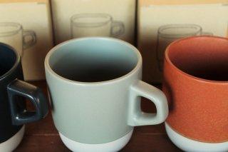 キントー SLOW COFFE STYLE スタックマグ / グレー