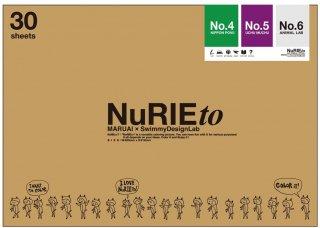 NuRIEto(ヌーリエトゥー)No.4-6