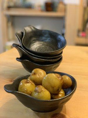 【陶磁器・陶器 】屯水 とんすい 窯変 (1個)