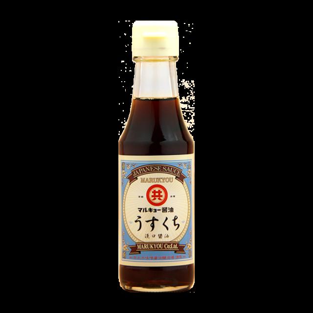 うす口醤油 150ml