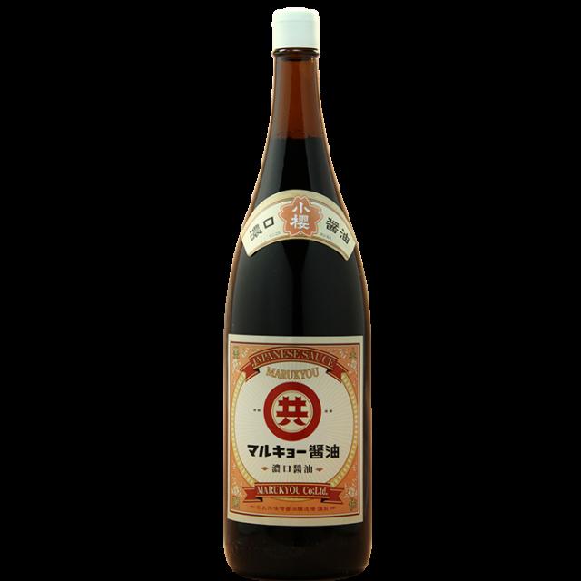 こいくち醤油 小桜 1.8L