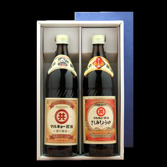 さしみ・松甘セット ※ペットボトル1Lの商品でのご用意です