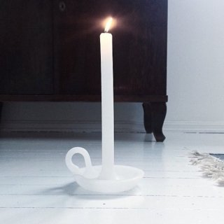 tallow candle  softwhite
