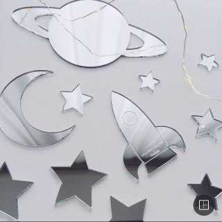 unicorn&unicorn little galaxy mirror matao special model
