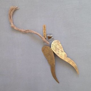walther&co    wings brass 8cm