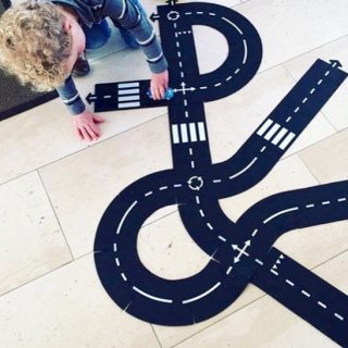 way to play toys ring road 12pcs 170cm / 16pcs 258cm / 24pcs 376cm