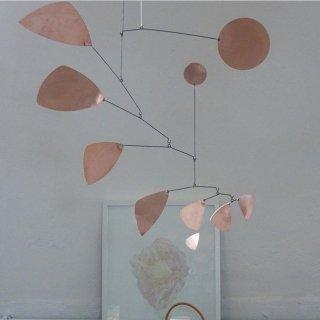 lappalainen mobile kupfer copper midcentury   50cm/70cm