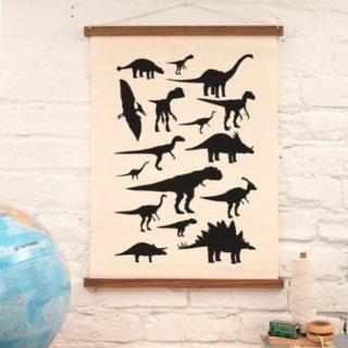 tree hopper toys dinosaurs poster