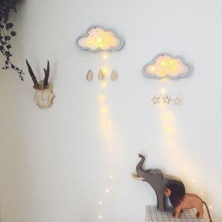 unicorn&unicorn cloud light