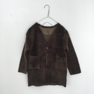 <img class='new_mark_img1' src='//img.shop-pro.jp/img/new/icons20.gif' style='border:none;display:inline;margin:0px;padding:0px;width:auto;' />Last1! mounten boa cardigan brown