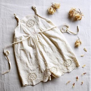 aubrie princess playsuit antique