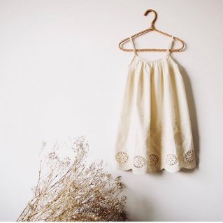 aubrie slip dress antique