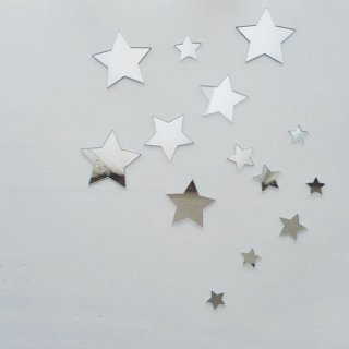 unicorn&unicorn little stars mirror
