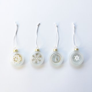 rader frost mini medallion set of 4