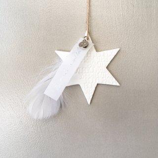 rader prcelain ornament make a wish