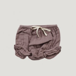 jamie kay organic cotton frill bloomers rosy