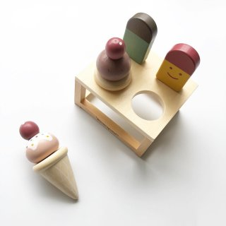 bloomingville icecream set