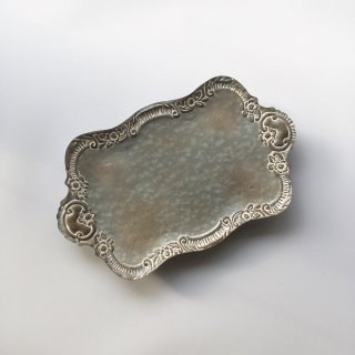 bloomingville tray metal