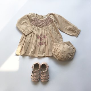 apolina sissy dress set biscuit