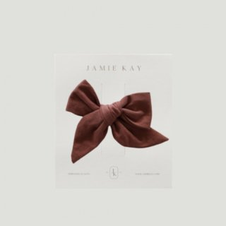 jamie kay nova cotton bow clay
