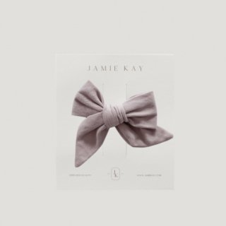 jamie kay nova cotton bow rosebud