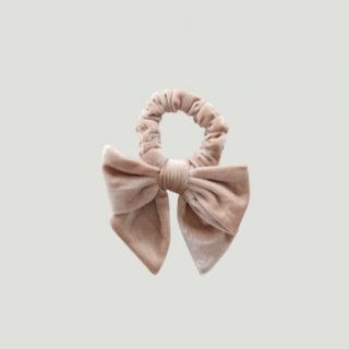jamie kay alea velvet hair tie cloud