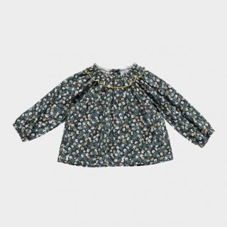 happyology vera baby blouse secretgarden