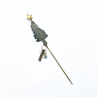 walther&co    Christmas tree on pin